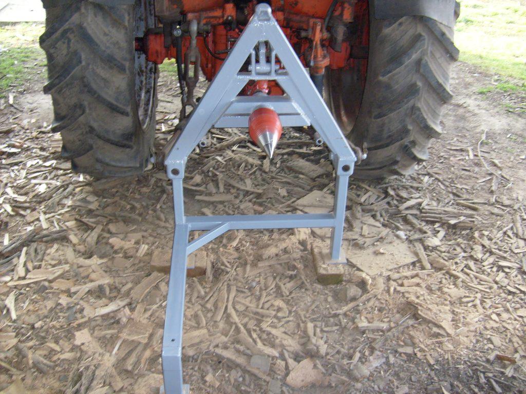 hasító traktorhajtás