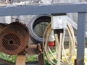 Hasítógép 4 kW