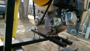 benzinmotor ékszíjtárcsa