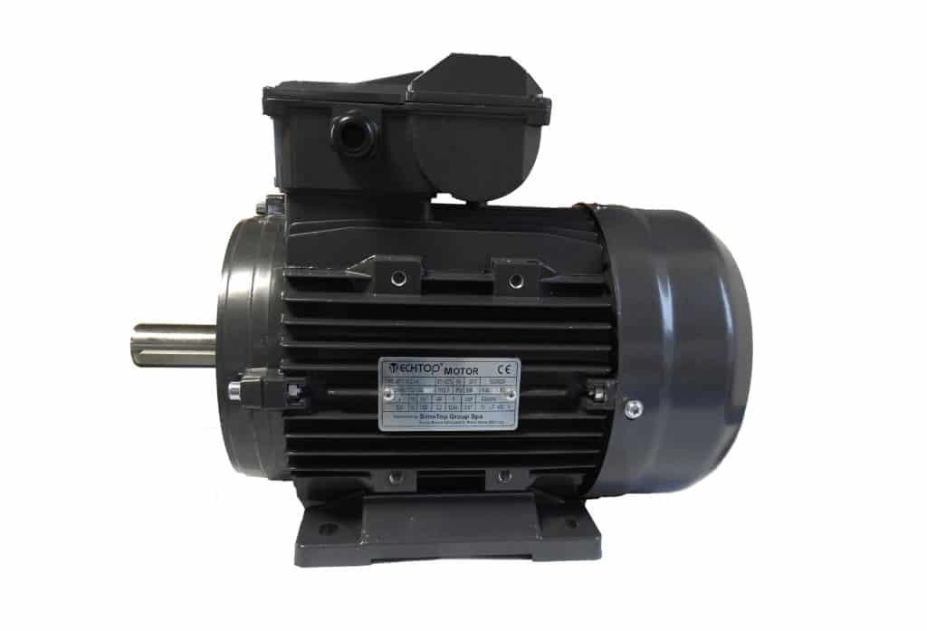 villanymotor hasítógép 2 kw