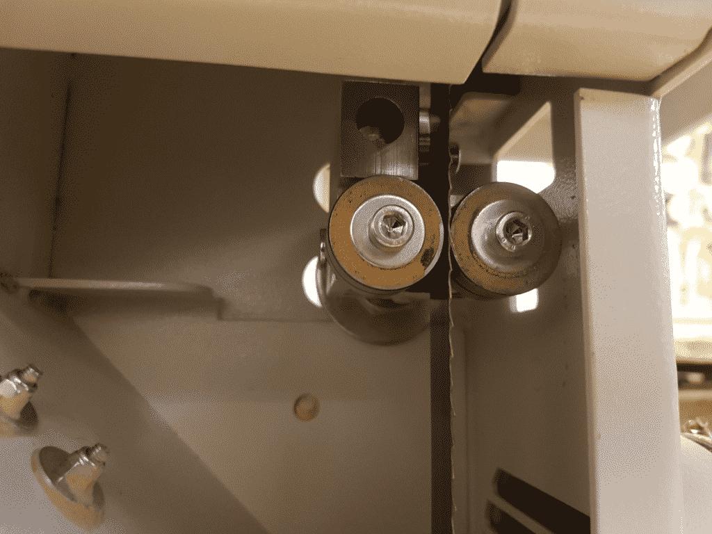 Holzkraft Minimax s45n csapágyazott lapvezető