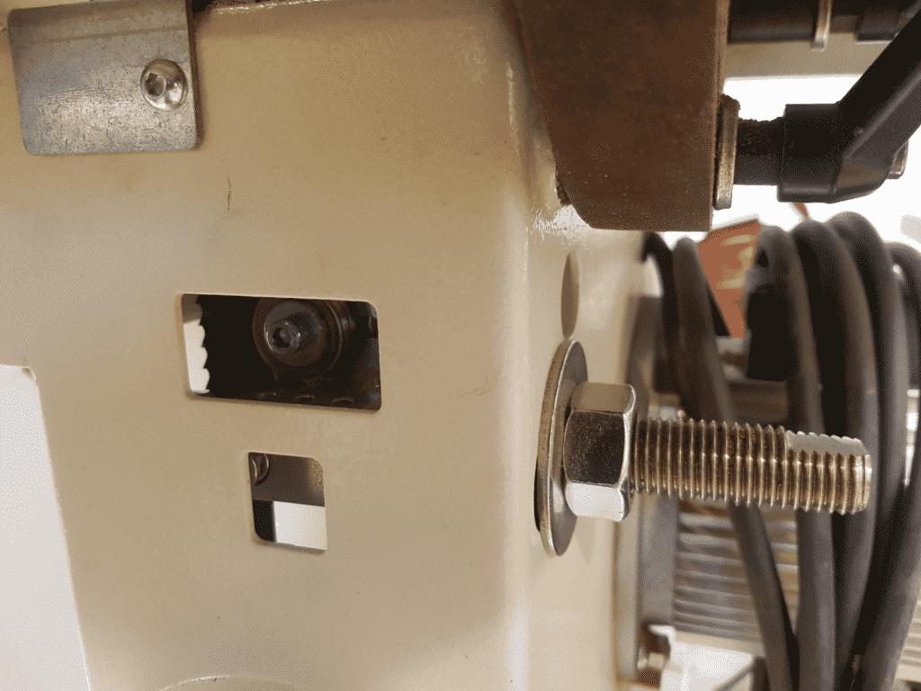 Holzkraft Minimax alsó lapvezető