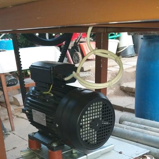 3 kW villanymotor